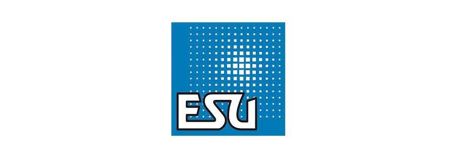 Обновление ассортимента ESU 03.09.2018
