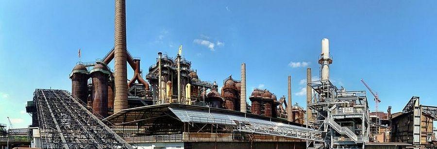 Промышленные строения