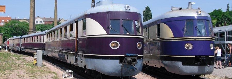 Дизель-поезда