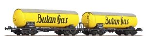 ACME 40005  Набор вагонов цистерна BUTANGAS FS 1/87