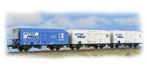 ACME 45048  Набор грузовых вагонов INTERFRIGO