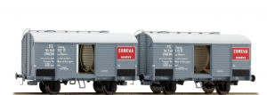 ACME 45050 Набор грузовых вагонов vino FS Epoche III 1/87