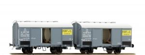 ACME 45052 Набор грузовых вагонов vino FERT S.A. FS Epoche III 1/87