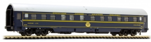 ACME 51002 Вагон пассажирскийTyp Uhansa CIWL FS Epoche III 1/87   ACME_51002.jpg