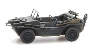 Artitec 6870073 VW Typ 166 Schwimmwagen K2s Epoche II 1/87