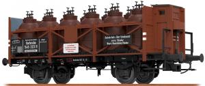 Brawa 49302 Вагон для перевозки кислот Z [P] 546 323 DRG Epoche II 1/87   Brawa_49302.jpg