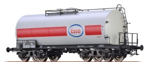 Brawa 67702 Вагон цистерна ZZ Esso DB Epoche IV 1/87  Brawa_67702.jpg