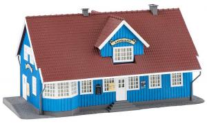 Faller 130660 Шведский деревенский магазин 1/87 Faller_130660.jpg