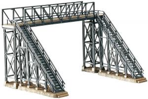 Faller 131361 Пешеходный мост 1/87 Faller_131361.jpg