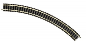 Fleischmann  9125 Рельс радиусный R-2 45 гр.