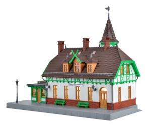 Kibri 39509 Вокзал Burg Spreewald 1/87