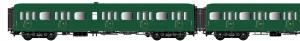 LSM 40322 Набор вагонов Express Nord A3B4+B9+C11 SNCF Epoche 1/87 LSM_40322.jpg