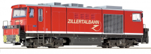 Liliput 142100 Тепловоз D15, Zillertalbahn PRIVAT Epoche V H0e   Liliput_142100.jpg