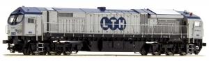 Mehano 58855 Тепловоз Blue Tiger II LTH Epoche V 1/120