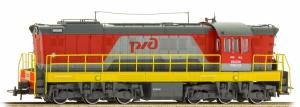72788 Roco 72788 Тепловоз ЧМЭ3-1331 ЗВУК DCC РЖД Эп.V-VI 1/87 RO