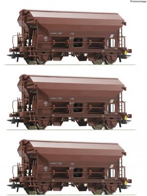 Roco 76180 Набор вагонов Tds OBB Epoche 1/87 Roco_76180.jpg