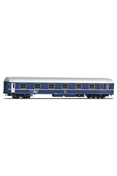 ACME 50624 Вагон пассажирский Typ MU 1967 TEN FS Epoche IV 1/87