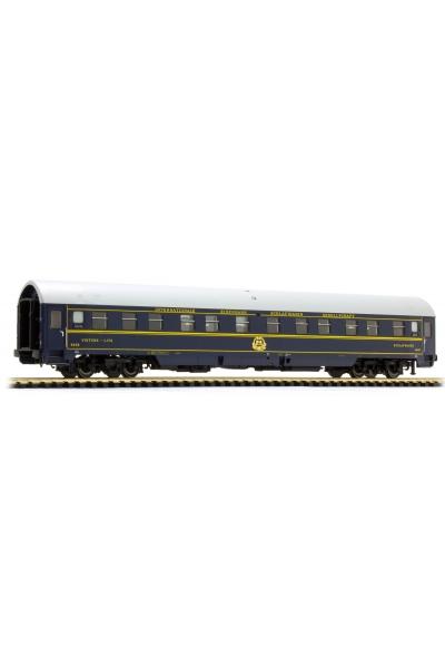 ACME 51002 Вагон пассажирскийTyp Uhansa CIWL FS Epoche III 1/87