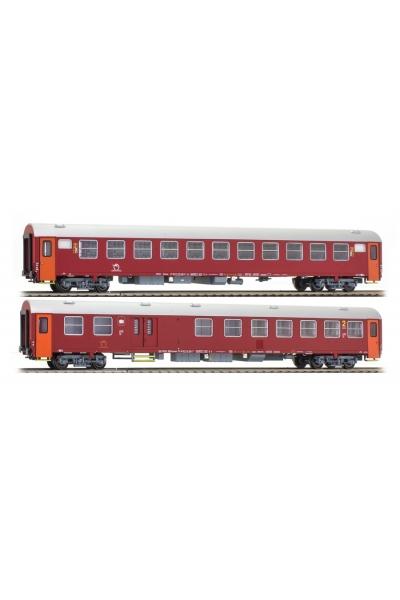 ACME 55098 Набор вагонов 2шт Typ Z ZSSK Epoche V 1/87