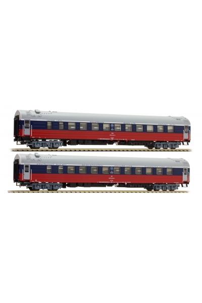 ACME 55139 Набор вагонов 2шт WLABm РЖД Epoche V 1/87