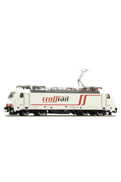 ACME 60095 Электровоз E186 905 XR livrea Crossrail PRIVAT Epoche VI 1/87