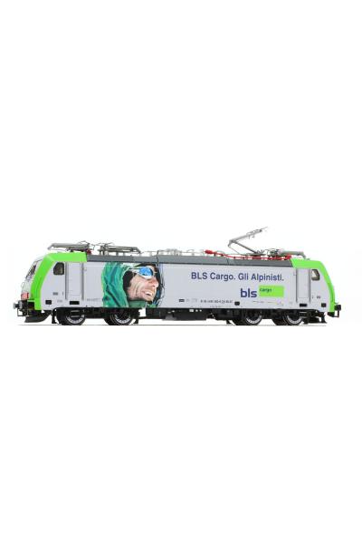 ACME 60227 Электровоз E486 502 (TRAXX F140 MS) BLS Epoche VI 1/87