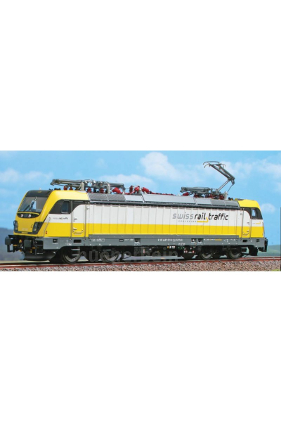 ACME 90119 Электровоз Re 487 Railtraffic Epoche VI 1/87