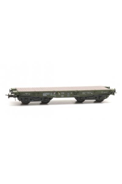 Artitec 20.284.09 Вагон платформа SSy 55 399 4 190-5 Bundeswehr Epoche IV-V 1/87