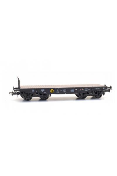 Artitec 20.281.14 Вагон платформа SSy 45 Koln 389 0 785-9 DB Epoche IV 1/87
