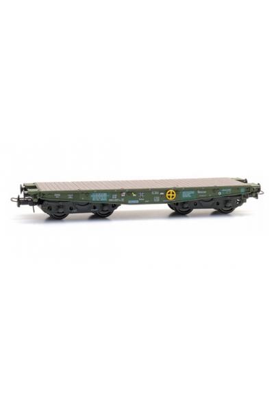 Artitec 20.284.10 Вагон платформа SSy 55  399 4 037-8 Bundeswehr Epoche V 1/87