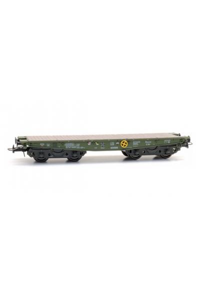 Artitec 20.284.11 Вагон платформа SSy 55  3994 167-3 Bundeswehr Epoche VI 1/87