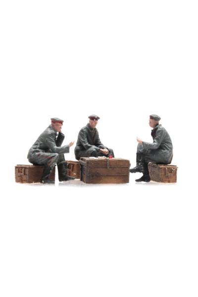 Artitec 387.356 Набор солдаты германия WWI Epoche I 1/87