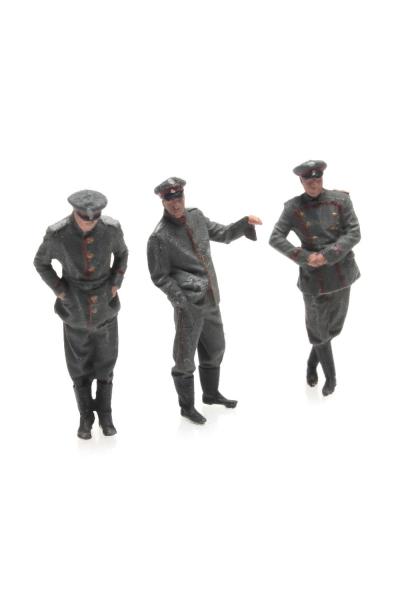 Artitec 387.358 Набор офицеры германия WWI Epoche I 1/87