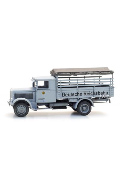 Artitec 387.463 Автомобиль Hansa Lloyd Merkur Deutsche Reichsbahn Epoche II 1/87