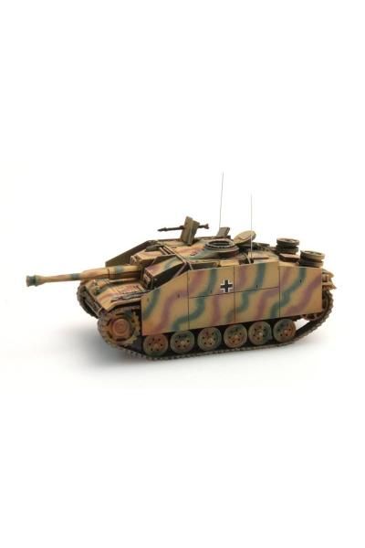 Artitec 387.48-CM Самоходная установка StuG III Ausf. G 1943 Epoche II 1/87