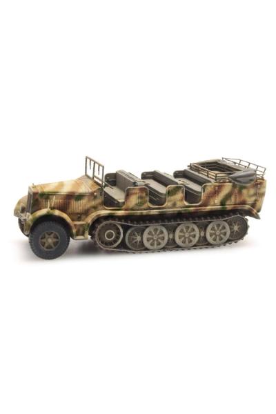 Artitec 6870067 Бронетранспортёр Sd.Kfz. 7 Wehrmacht Epoche II 1/87