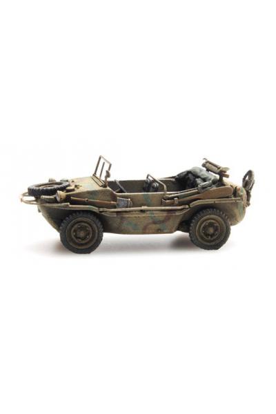 Artitec 6870075 VW Typ 166 Schwimmwagen K2s Epoche II 1/87