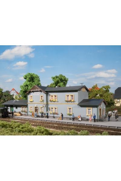 Auhagen 11329 Вокзал Radeburg  410 x 120 x 108 mm 1/87