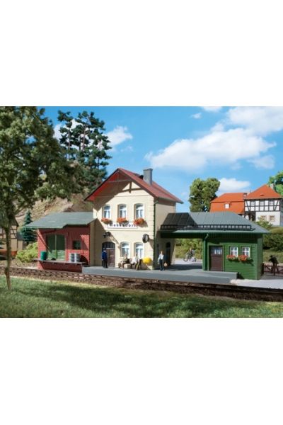 Auhagen 11331 Вокзал Hohendorf  240 x 95 x 113 mm 1/87