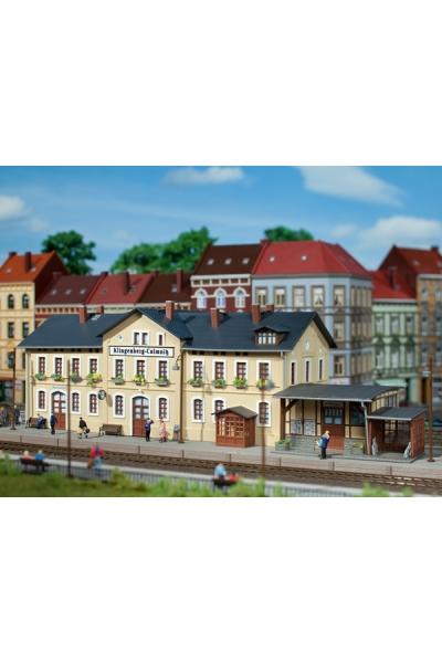 Auhagen 11346 Вокзал Klingenberg-Colmnitz  400 x 130 x 130 mm 1/87