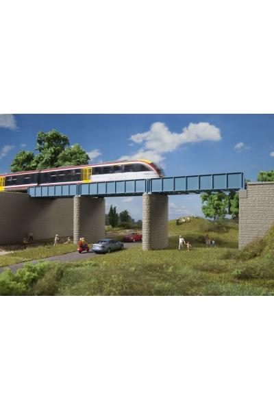 Auhagen 11442 Мост стальной  1/87