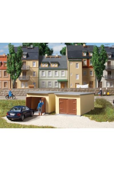 Auhagen 12341 Гаражи 2шт. 25 x 19 mm 2 x 62 x 30 mm H0/TT