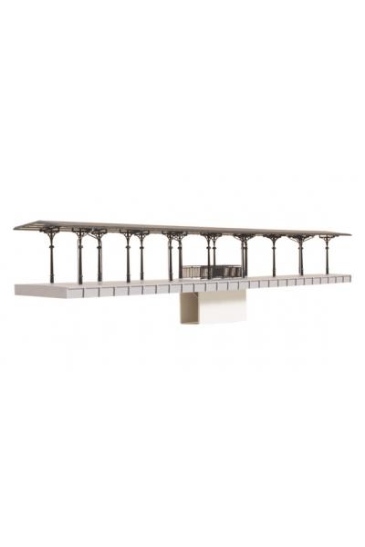 Auhagen 14481 Платформа с навесом и переходом 250 x 41 x 36 mm 1/160