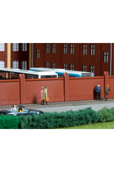 Auhagen 41623 Забор для фабрики 1/87