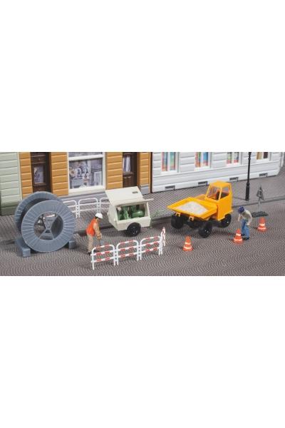 Auhagen 41641 Набор дорожный ремонт 1/87