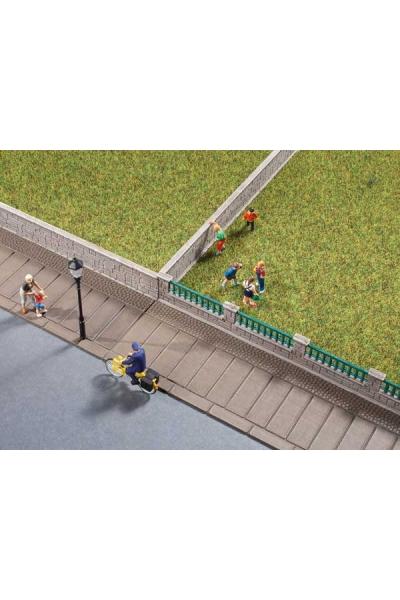 Auhagen 42559 Кирпичная ограда Н0/ТТ