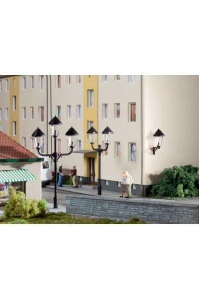 Auhagen 42631 Набор парковых фонарей  1/120