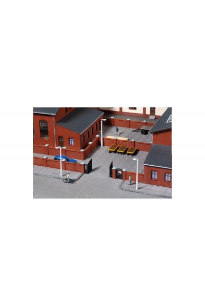 Auhagen 43665 Забор из кирпича  800мм TT