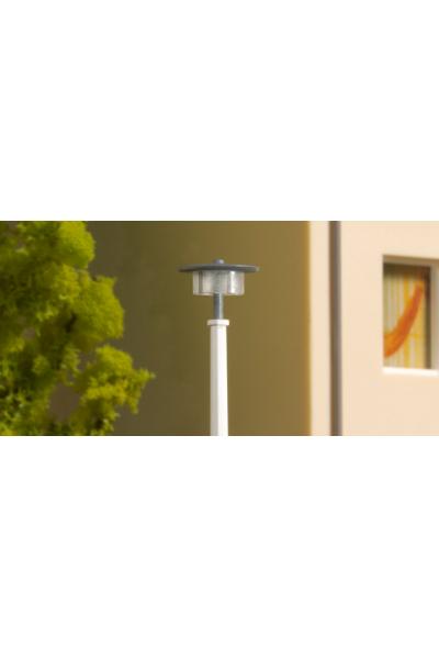 Auhagen 43666 Набор мачтовых фонарей высотой 47 мм 8шт TT