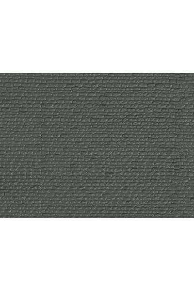 Auhagen 52410 Декоративная панель стена каменная (серая) 200 x 100мм Н0/ТТ